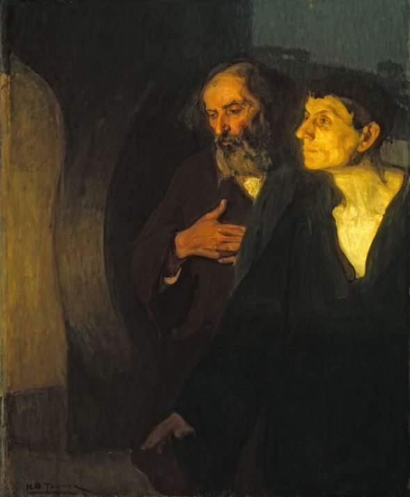 28_two_disciples_at_the_tomb_Henry_Tanner